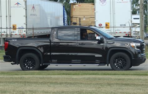 2019 Gmc Sierra 1500 Elevation Edition
