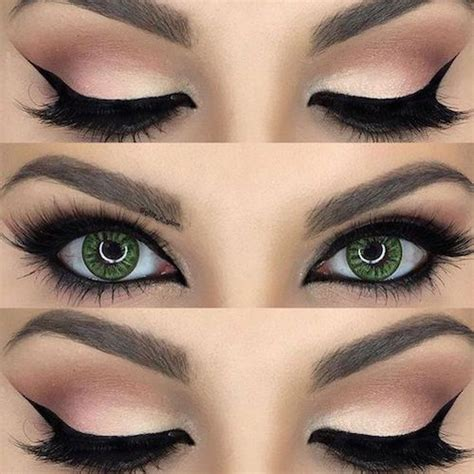 cat eye makeup    cat eyes step  step  minutes