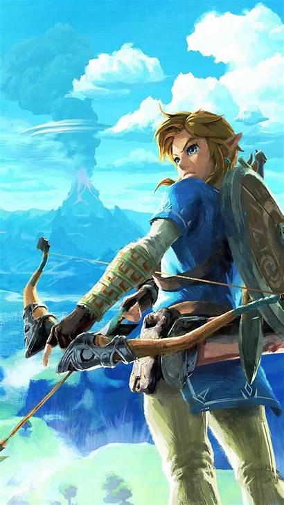 Zelda Breath Wild Legend Phone 4k Wallpapers