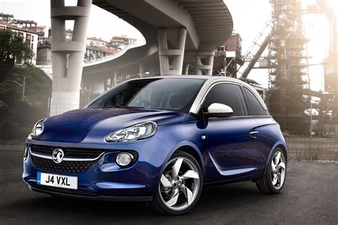 vauxhall colorado vauxhall adam revealed auto express