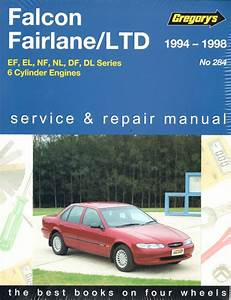 Ford Falcon Fairlane Ltd 1994