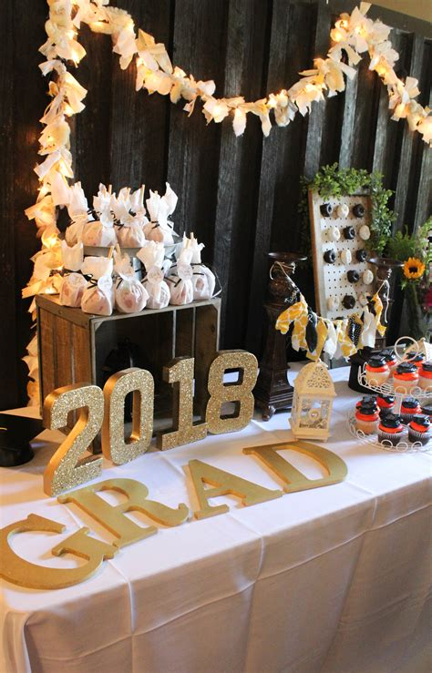 Tape it securely to the wall and place old sheets on the floor to protect it. Graduation Party Ideas - addicted to recipes