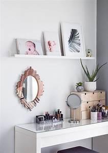 Badezimmer Deko Ikea : schminktisch ideen 5 tipps f r aufbewahrung deko mama blog i need sunshine tipps f r ~ Frokenaadalensverden.com Haus und Dekorationen