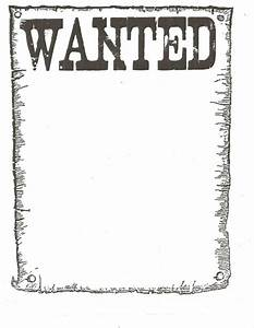 Wanted poster template for kidsclassroom books worth reading pinterest template school for Wanted poster printable
