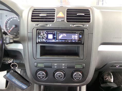 vw golf 5 radio autoradio golf v einbauen