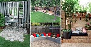 23 Easy-to-Make Ideas Building a Small Backyard Seating