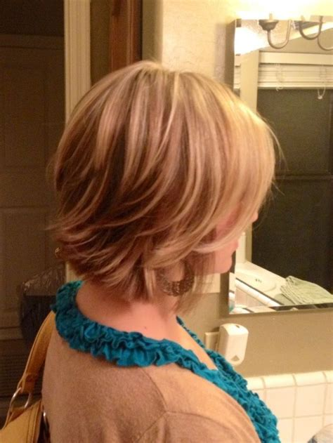 ideas  layered bob hairstyles  pinterest