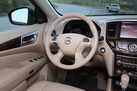 nissan pathfinder  review  video  truth