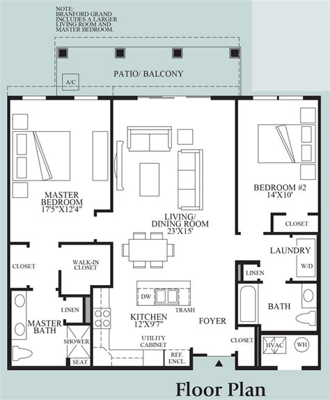 floor plans uconn rivington by toll brothers the mews collection quick delivery home branford ii grand