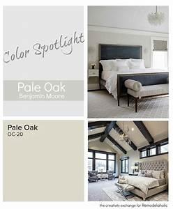 Remodelaholic Color Spotlight: Benjamin Moore Pale Oak