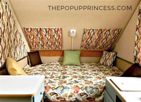 shawnas  frame camper makeover  pop  princess