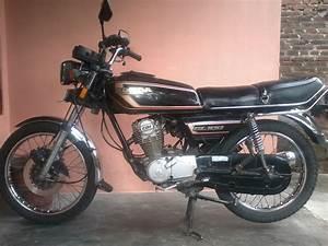 Spesifikasi Honda Gl 100