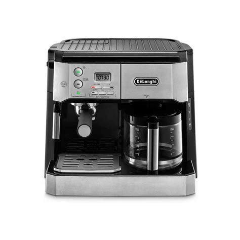 Use bizrate's latest online shopping features to compare prices. Delonghi BCO431.S Combined Espresso & Filter Coffee Machine - Stainless Steel - BuyItDirect.ie