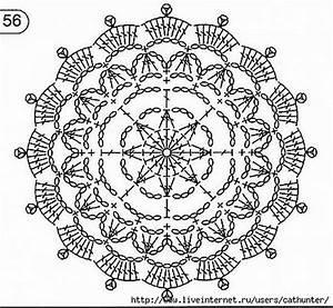 Black Lace Circle Motif Crochet Dress  U22c6 Crochet Kingdom