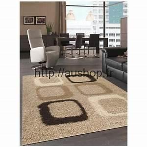 Tapis 160x230 Pas Cher : tapis design et modernes pas cher grands tapis salon ~ Teatrodelosmanantiales.com Idées de Décoration