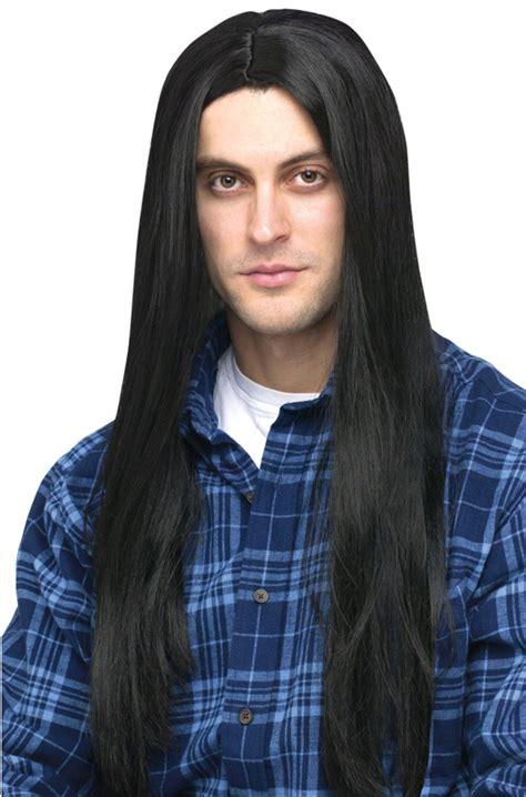 long hair mens wig purecostumescom