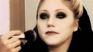 "Twilight New Moon ""Jane"" Vampire Makeup Tutorial - YouTube"