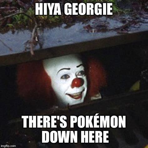 Pennywise Memes - pennywise the dancing clown imgflip