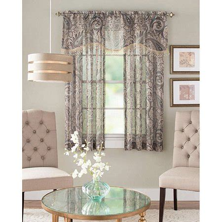 better homes and gardens curtains curtain panels at home territory