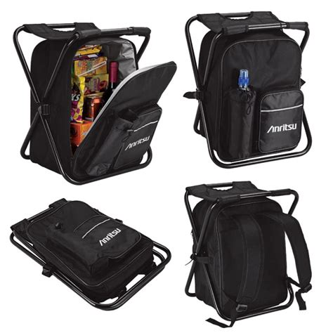 Backpack Chair With Cooler by Imprinted Picnic Chair Backpack Cooler Usimprints