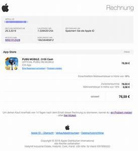 Mac Auf Rechnung : apple rechnung kaufbest tigung f r apps ist phishing ~ Haus.voiturepedia.club Haus und Dekorationen