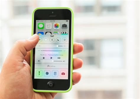 apple iphone 5c review in