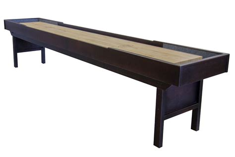 12 ft shuffleboard table 12 foot liberty shuffleboard table mcclure tables