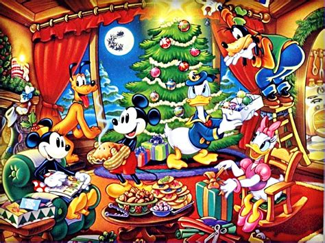 Christmas disneyland paris castle new year disneyland. Disney Christmas Wallpapers (63+ images)