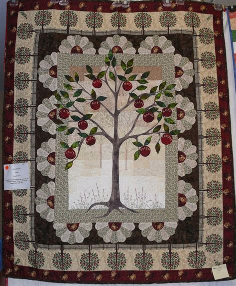 Tree Of Paradise Quilt Template Pattern by 1000 Images About Quilts Family Tree On Pinterest
