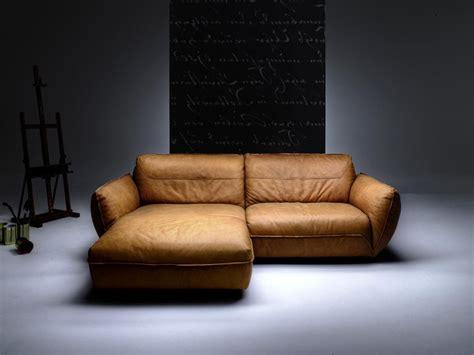 ledersofa wohnzimmer ideen ideentop
