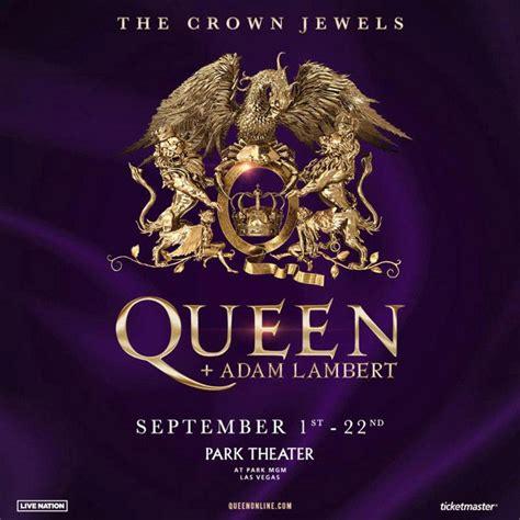 adam lambert vegas queen adam lambert announce the crown jewels las vegas dates