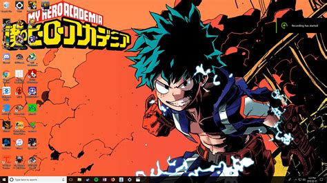 Steam Animated Wallpaper - bnha animated wallpapers wallpaper engine on steam
