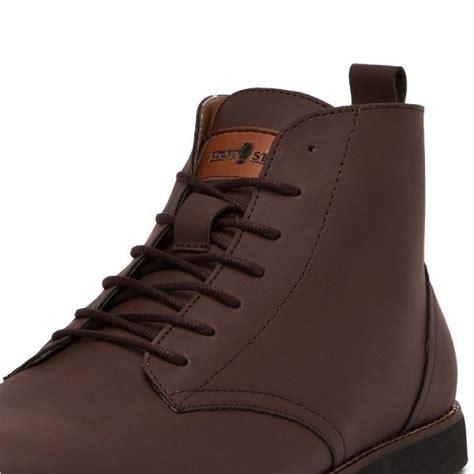 sepatu chukka eleanor brown mall indonesia
