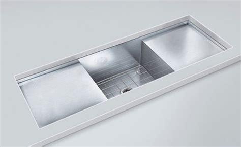 single kitchen sink with drainboard stainless steel single bowl sinks w drainboard 7962