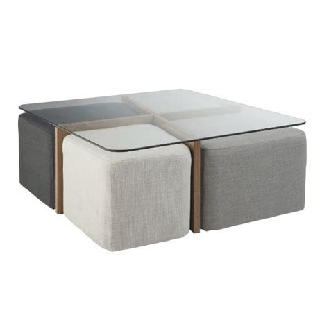 25 best ideas about table basse avec pouf on