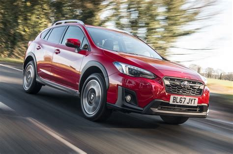 subaru xv  review  flawed  likeable suv car