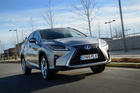 big lexus car lexus rx review a hybrid luxury suv