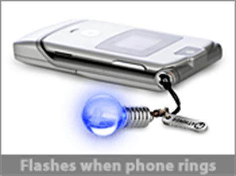 cell phone ring light light charms replace cell phone rings
