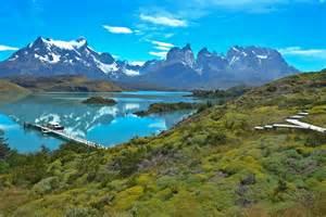 Patagonia Torres Del Paine National Park