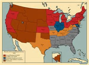 United States Presidential Election 1864
