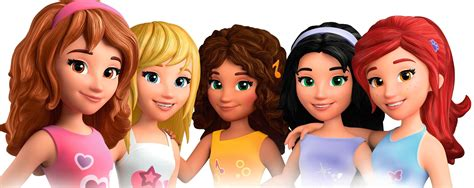 Best Friends Forever (official)  Lego Friends  Youtube