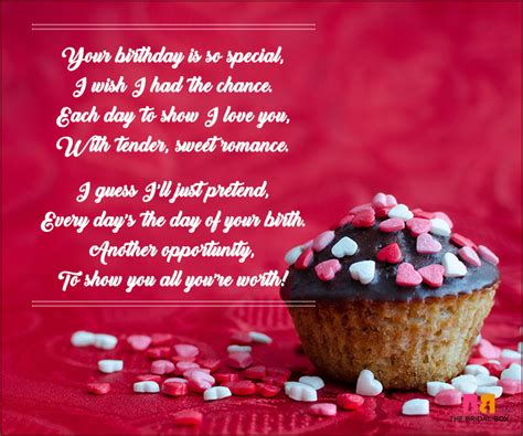 Birthday Love Poems: 17 Wishes In True Poetic Style!