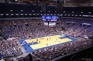 Enterprise Center Section 323 Basketball Seating