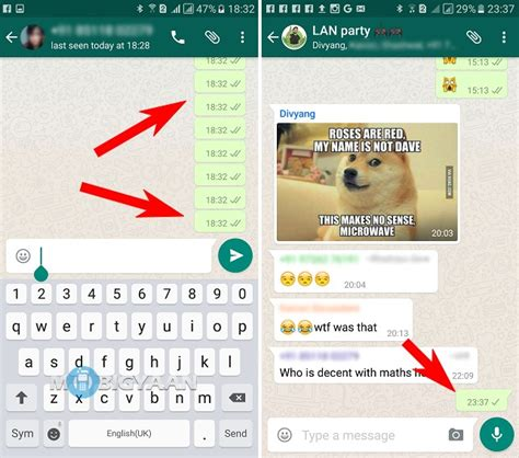 how to remove yourself from a text on iphone how to send empty messages on whatsapp guide