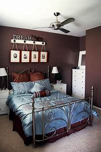 brown, bedroom, decor, and, picture, gallery, , , , design, bookmark, , 4636