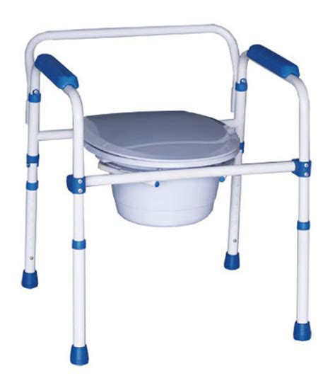 chaise percée pliante chaise percée pliante avec couvercle rehausse wc cadre