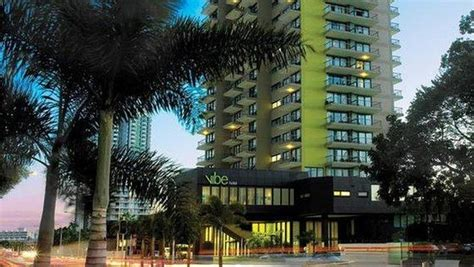 Hotel Lobby  Picture Of Vibe Hotel Gold Coast, Surfers