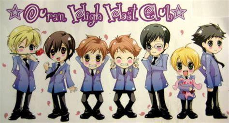 Ouran High School Host Club Chibi