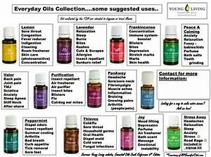 Quick Reference Guide For Basic Oils Essential Oils