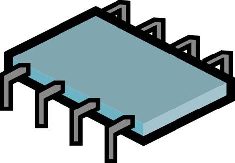 Electronics Micro Chip Clip Art At Clker.com